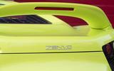 Zenvo TS1 GT rear spoiler