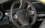 Zenvo TS1 GT steering wheel