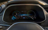 Renault Zoe 2020 road test review - instruments