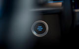 Renault Zoe 2020 road test review - start button