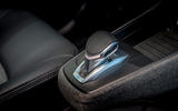 Renault Zoe 2020 road test review - gearstick