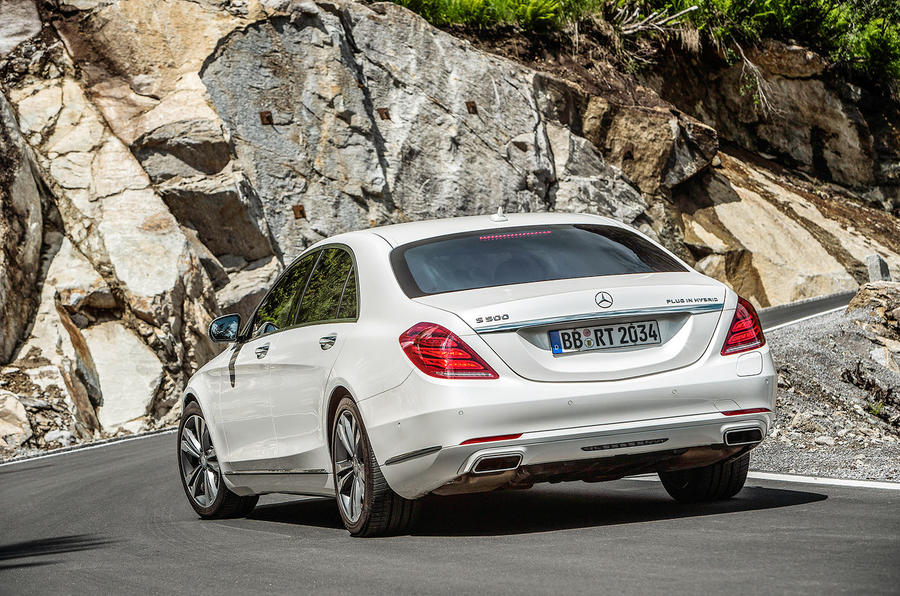 Mercedes benz s class s 500 plug in hybrid first drive for Mercedes benz s class 500