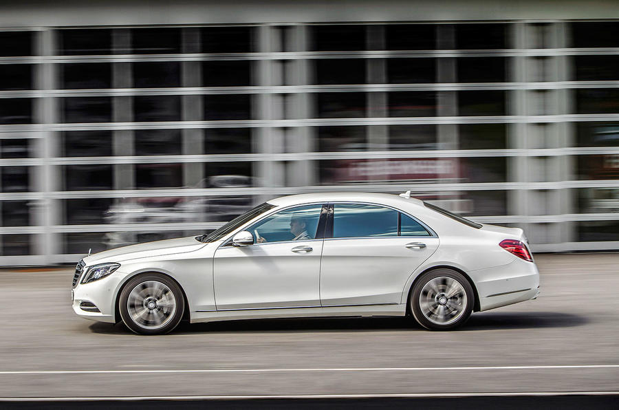Mercedes-Benz S500 Plug-In Hybrid first drive review