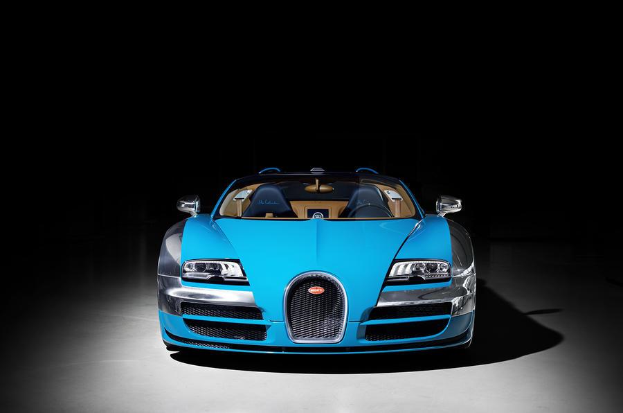 Bugatti reveals Meo Constantini-inspired 'Legend'