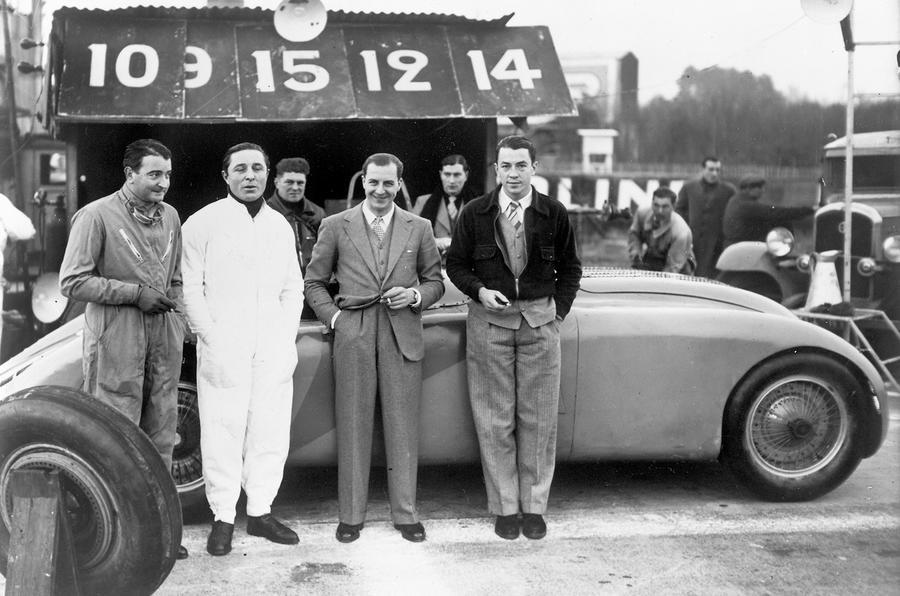 Bugatti launches six 'Legend' special editions