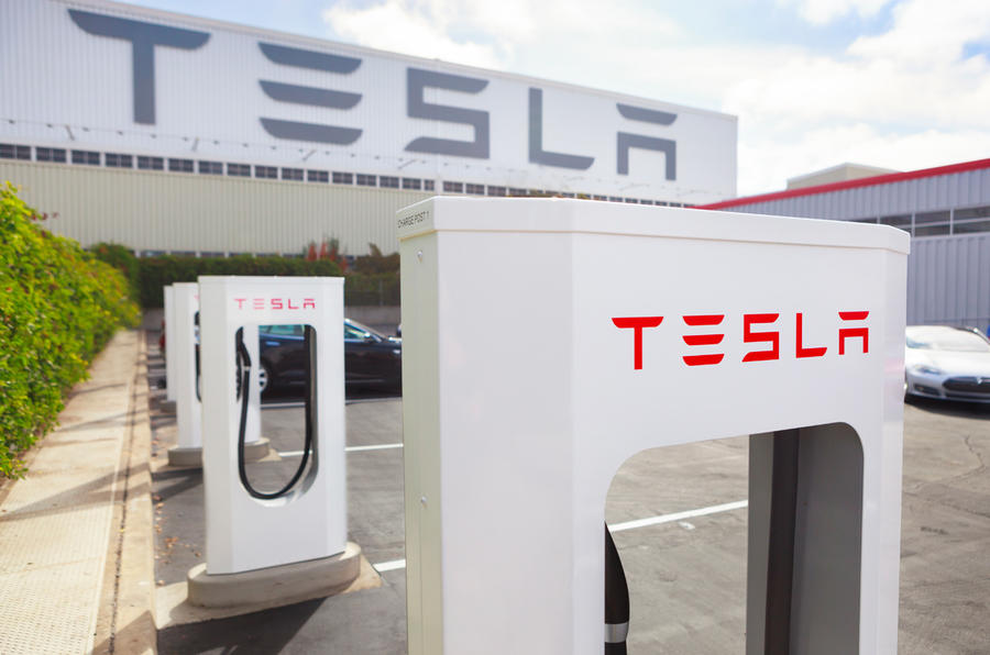"""Tesla Superchargers """"will reach UK"""""""