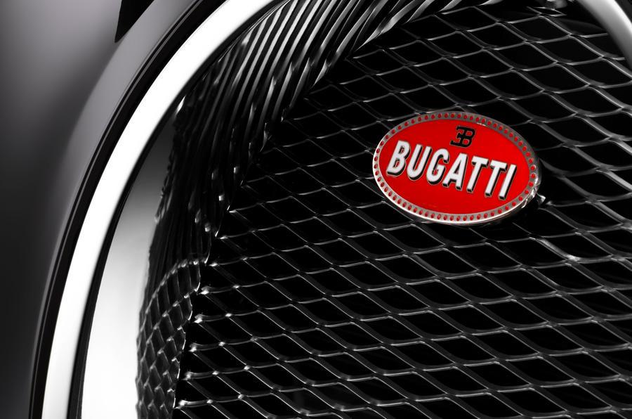 "Frankfurt motor show 2013: ""Jean Bugatti"" Veyron revealed"