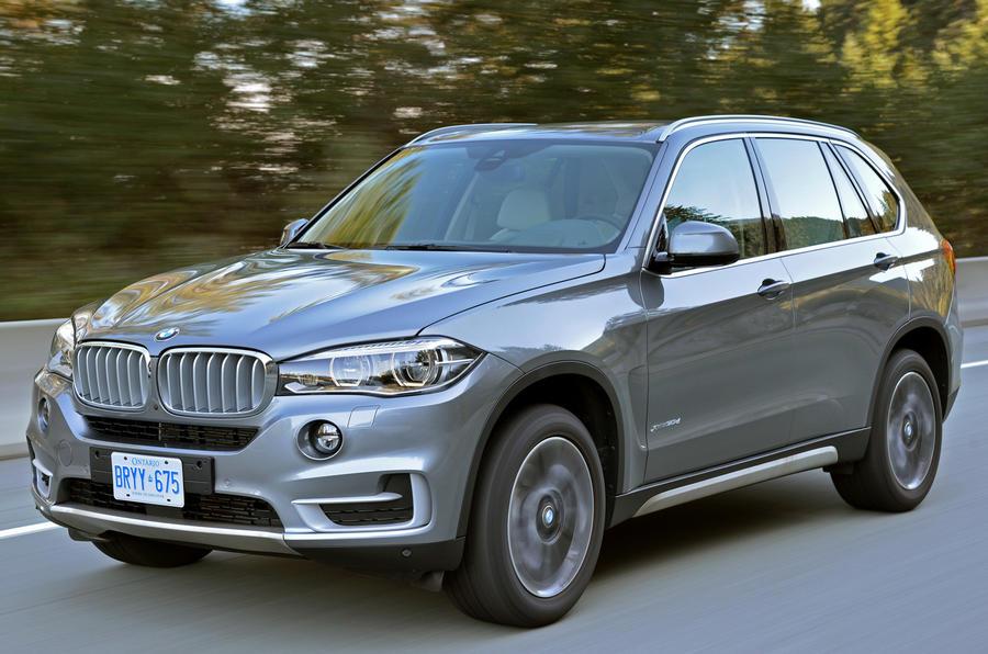 BMW X5 XDrive first drive review