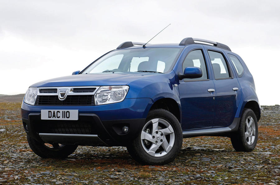 Quick news: Dacia EV possible; JLR brand extension head announced