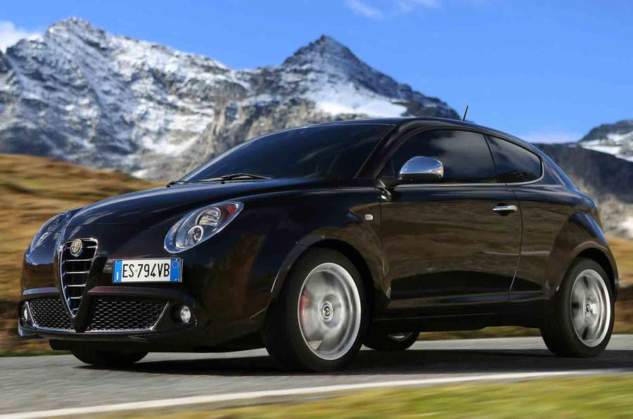 2014 Alfa Romeo Mito first drive review