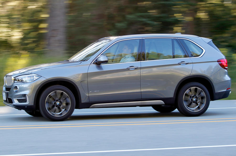 BMW X5 XDrive first drive review