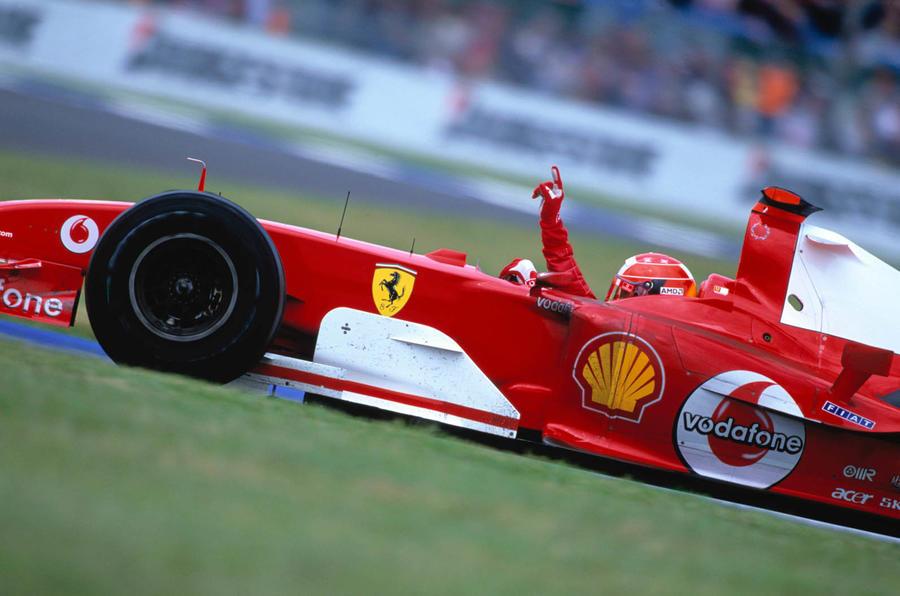 British Grand Prix through the ages