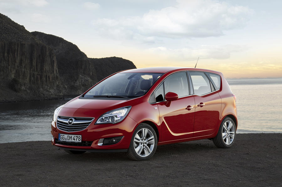 Vauxhall Meriva 1.6 CDTi Ecoflex first drive review