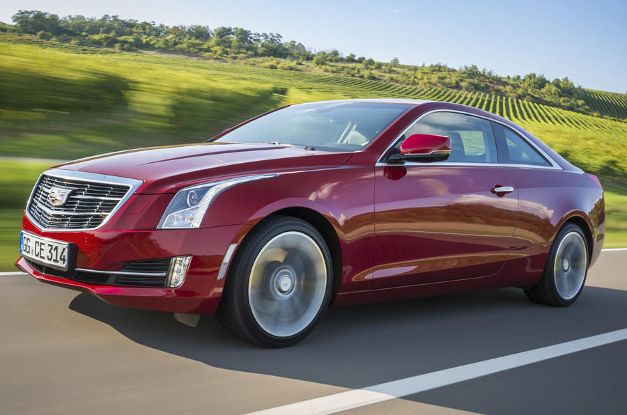 Can you imagine ever choosing a Cadillac over an Audi?