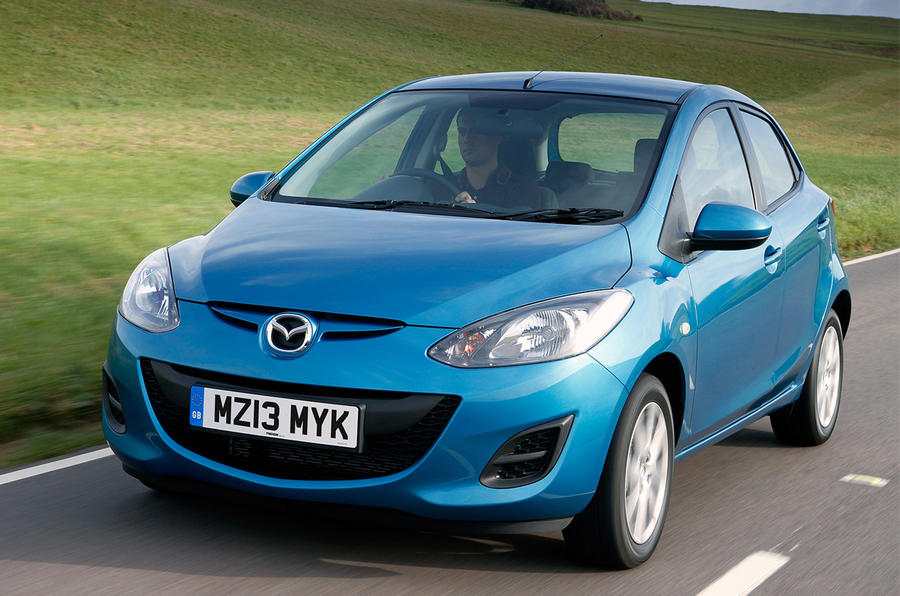 Mazda 2 targets female appeal