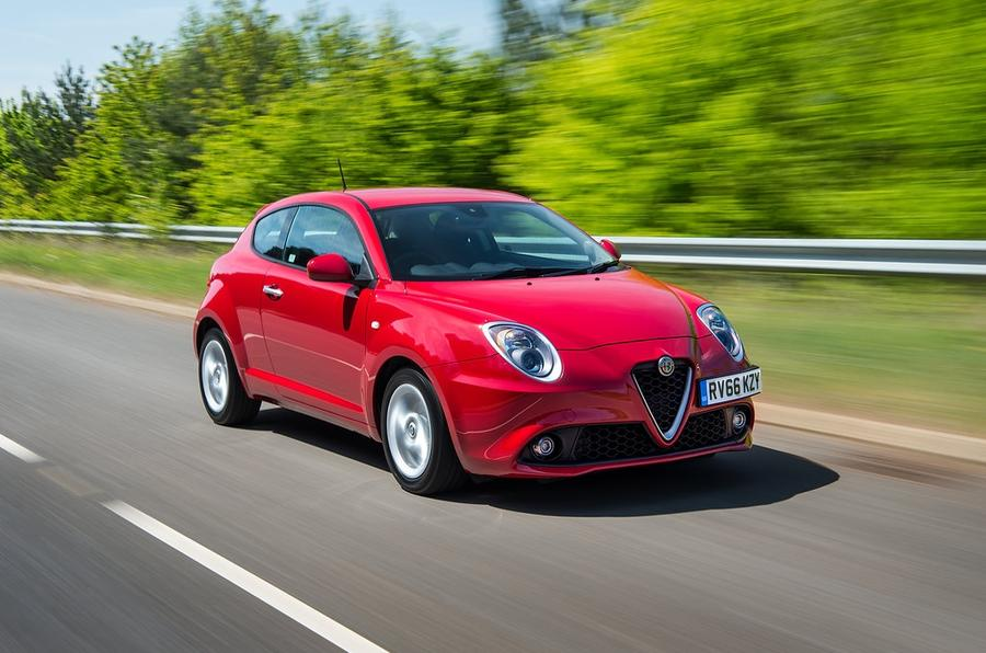 alfa romeo mito review 2019 autocar. Black Bedroom Furniture Sets. Home Design Ideas