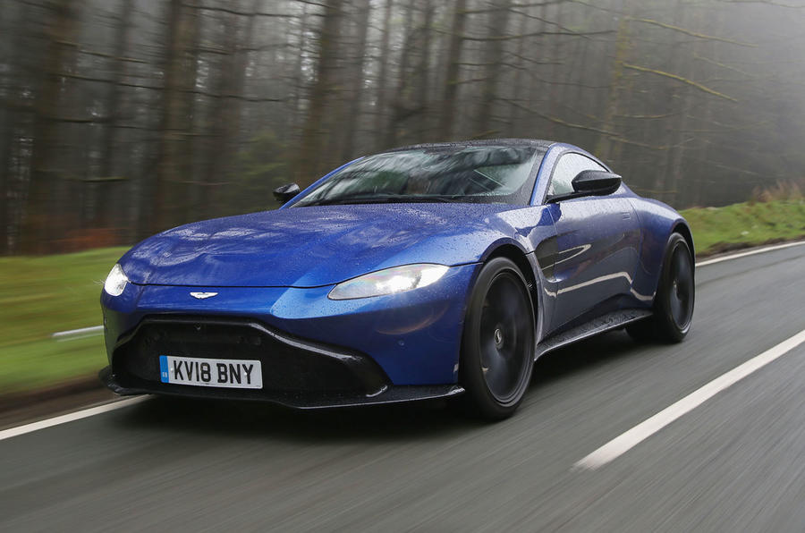 Aston Martin Vantage Review (2019)