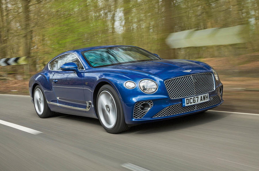 bentley continental gt review (2019) | autocar