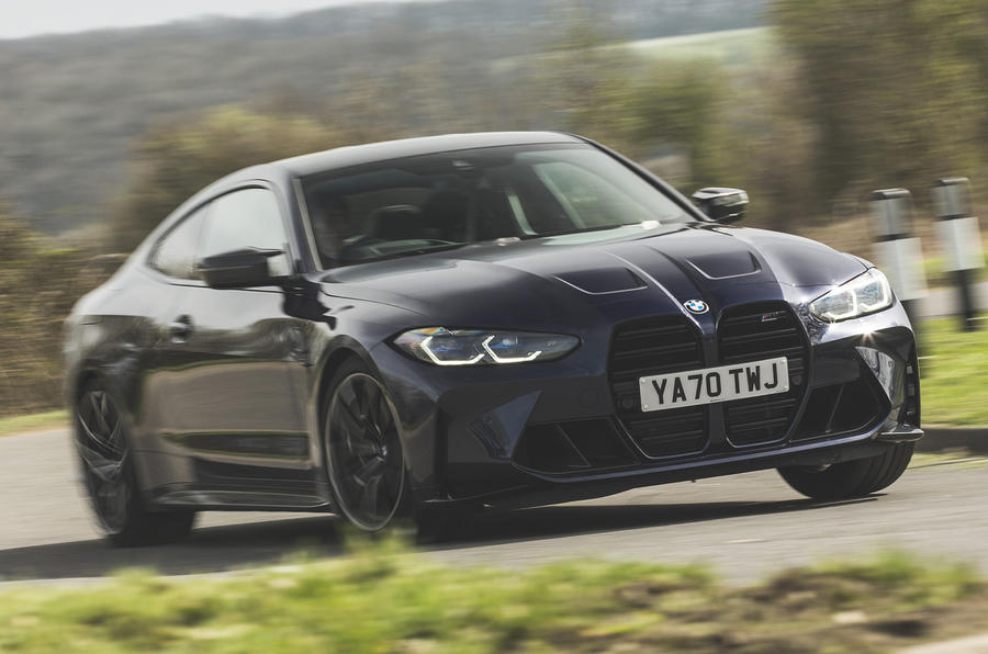 1 BMW M4 Competition 2021 RT hero avant