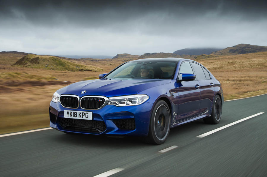 Bmw M5 Xdrive Review