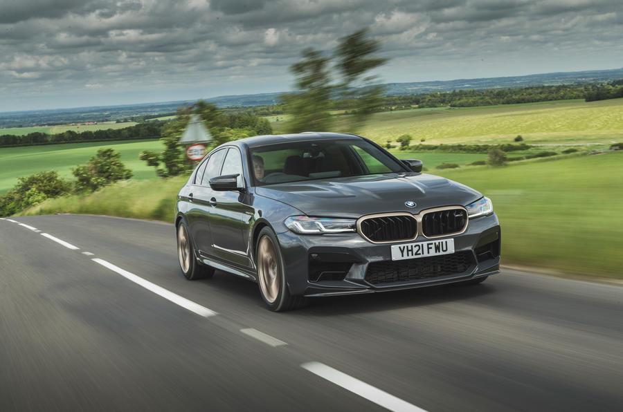 1 BMW M5 CS 2021 RT hero avant