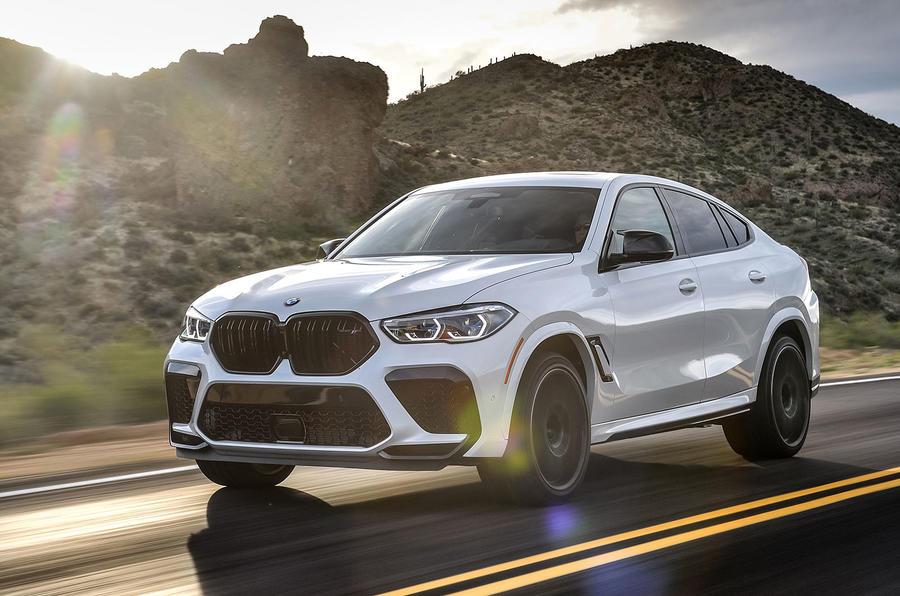 BMW X6 M Competition 2020 : examen des essais routiers - un héros