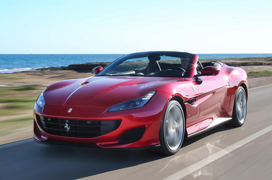 Ferrari Portofino review hero