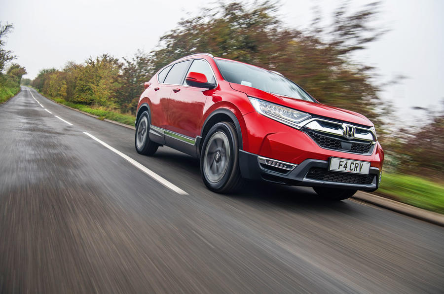 Honda CR-V 2018 road test review - hero front