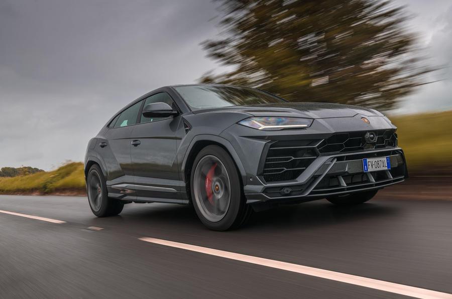 Lamborghini Urus Review (2019)