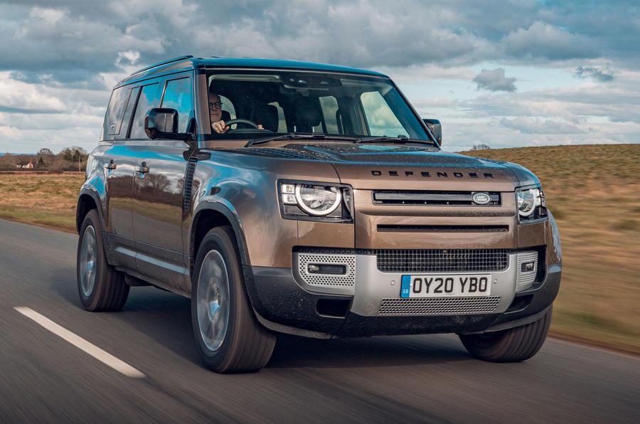 Essai routier du Land Rover Defender 2020 : le front des héros