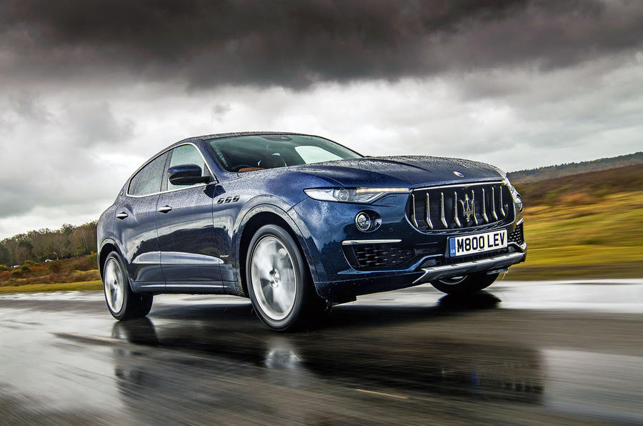 Maserati Levante S GranLusso 2019 road test review - hero front