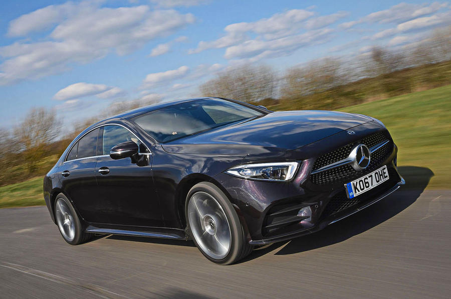 מדהים Mercedes-Benz CLS Review (2019) | Autocar SE-93