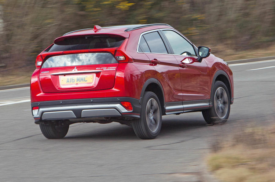 Mitsubishi Eclipse Cross Review 2019 Autocar