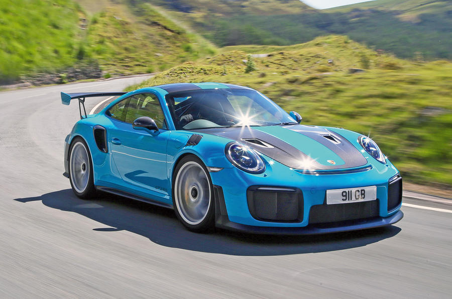 Porsche gt2 rs 2018