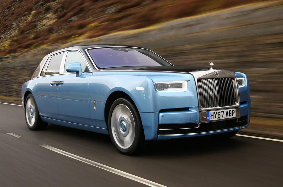Top 10 Best Super Luxury Cars 2019: Rolls-Royce Phantom Review (2019)