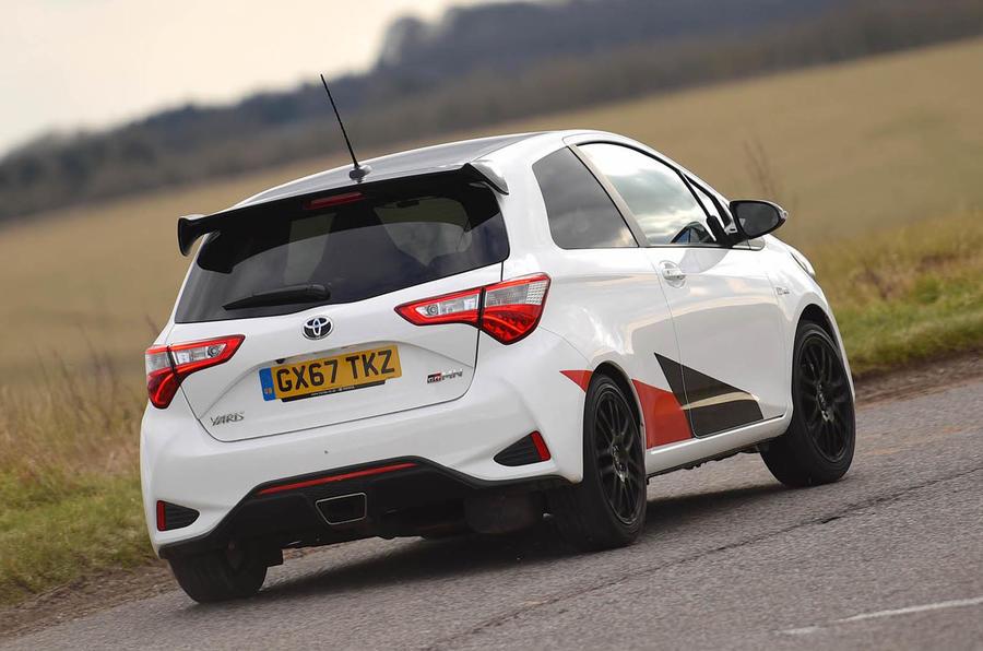 Toyota Yaris Grmn >> Toyota Yaris Grmn Review 2019 Autocar