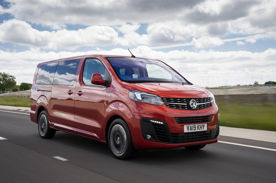 Vauxhall Vivaro Life Review 2019