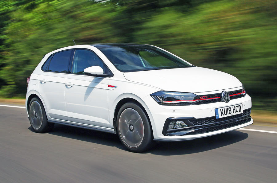 volkswagen polo gti review 2018 autocar rh autocar co uk 2017 Volkswagen Polo Volkswagen Polo 2018
