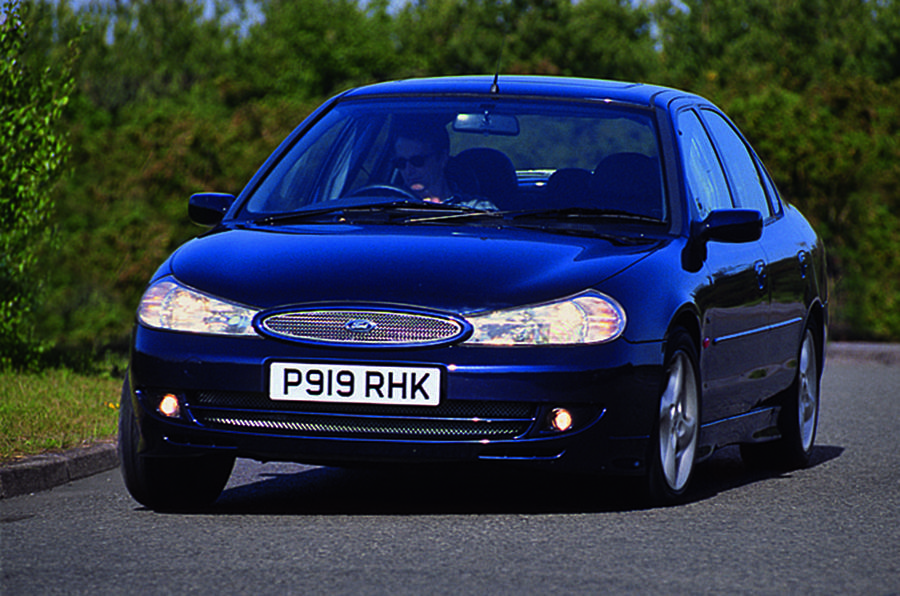 Ford Mondeo at twenty - picture special