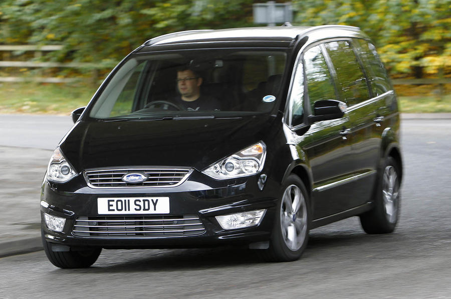Ford Galaxy 1.6 Ecoboost