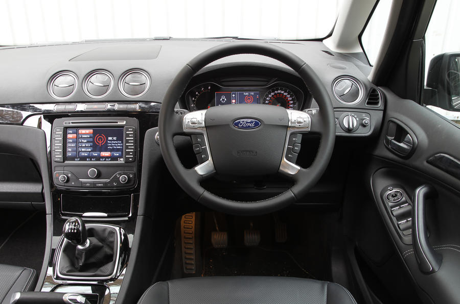 Ford Galaxy 1 6 Ecoboost Review Autocar