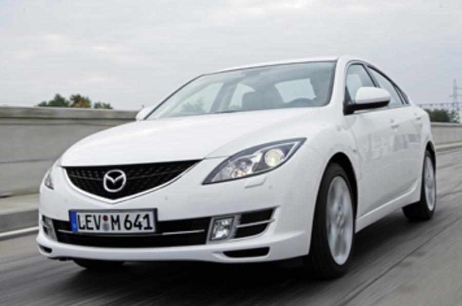 Mazda 6 ...
