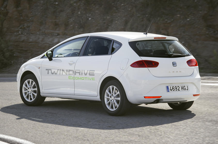 Seat Leon TwinDrive rear