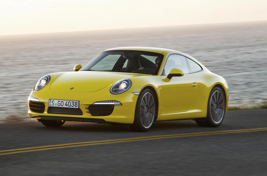 394bhp Porsche 911 Carrera S