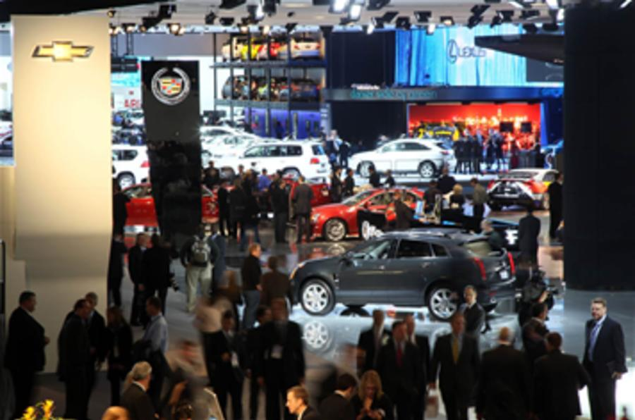 Detroit motor show: live coverage