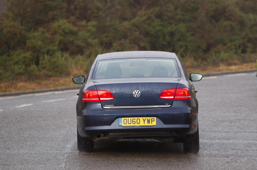 Volkswagen Passat rear