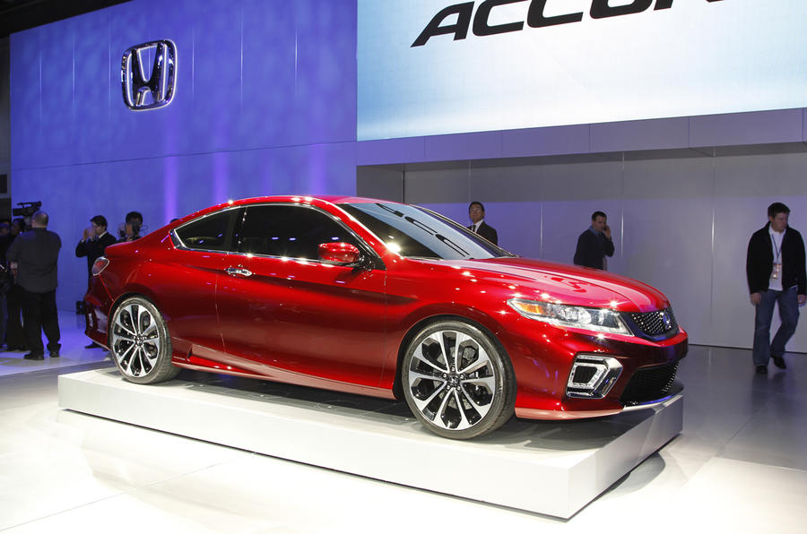 Detroit: Honda Accord Coupe