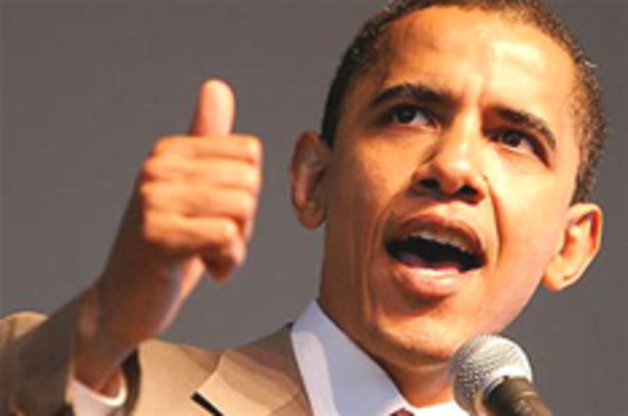 Obama backs US makers
