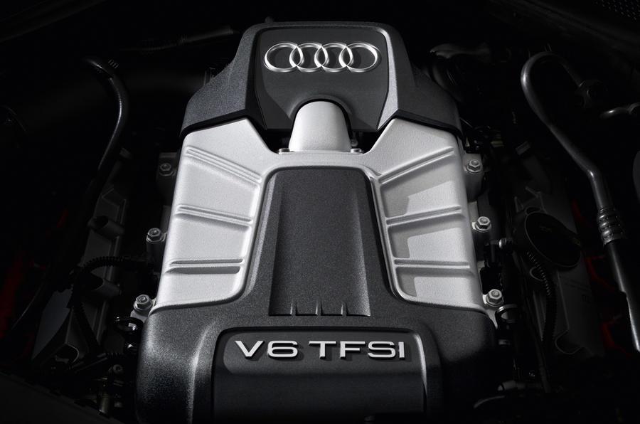 Audi A7 3.0 TFSI SE quattro