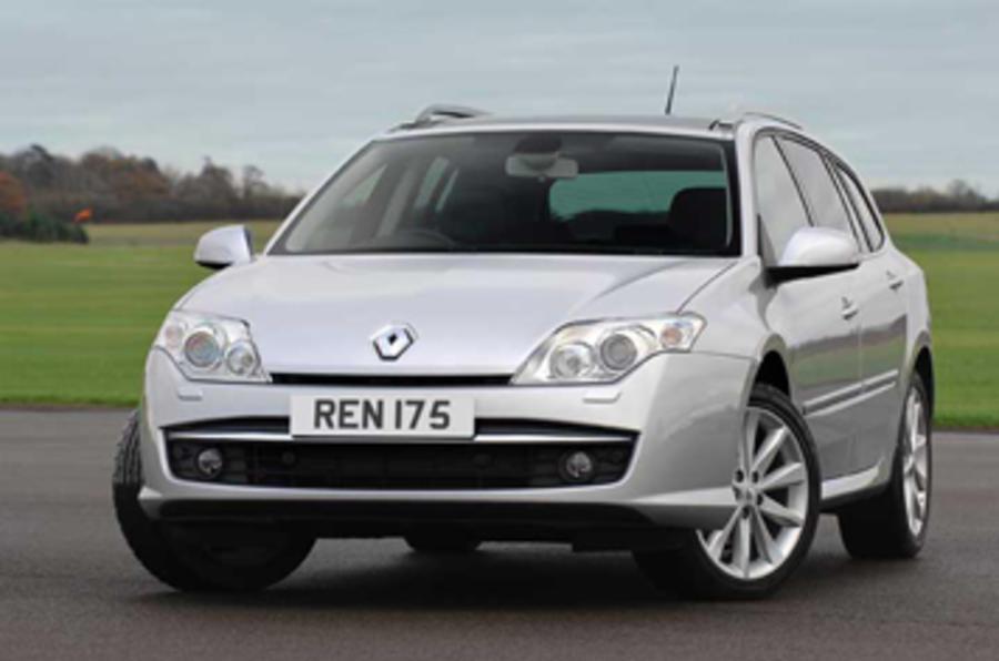 Renault Laguna 2.0 dCi 175 estate